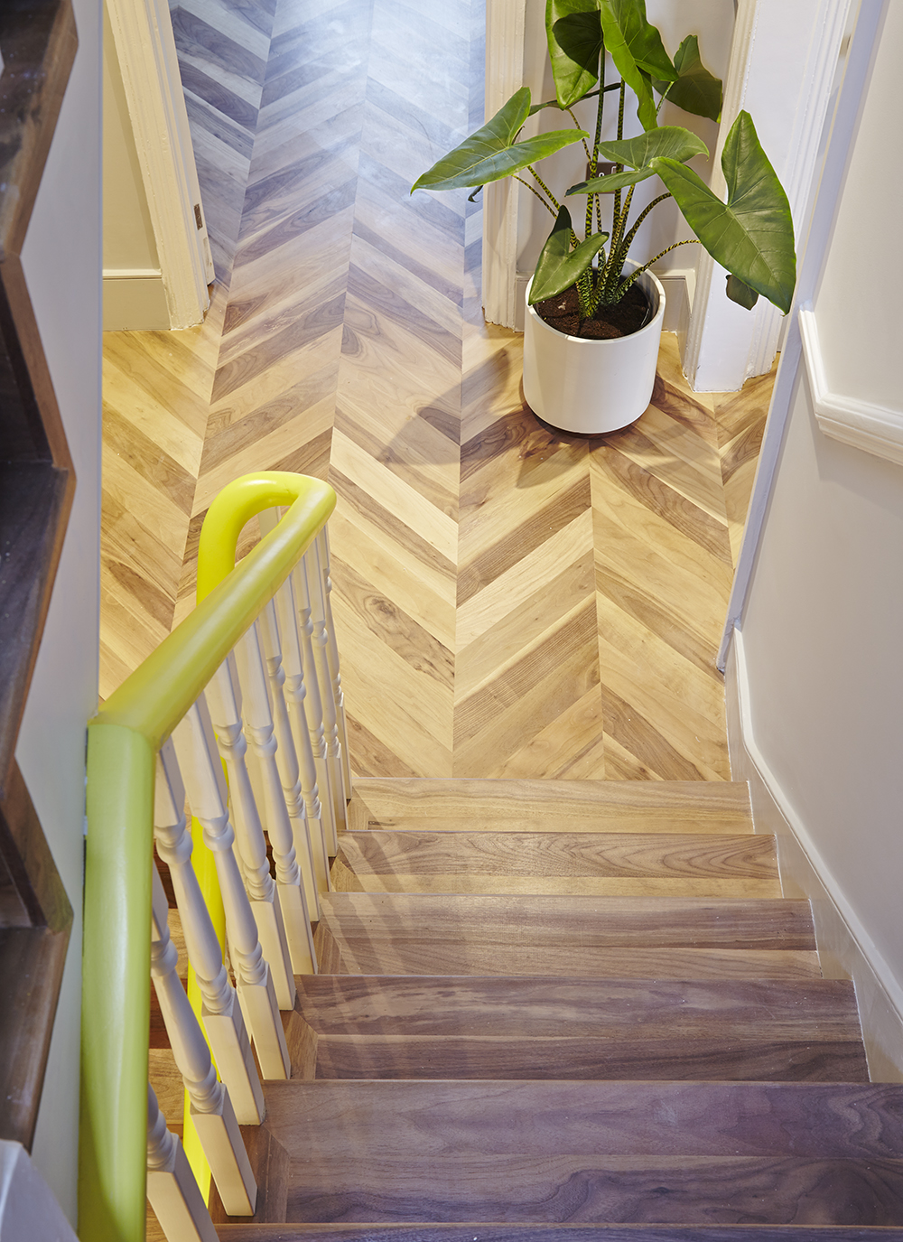 quirky interior design floor