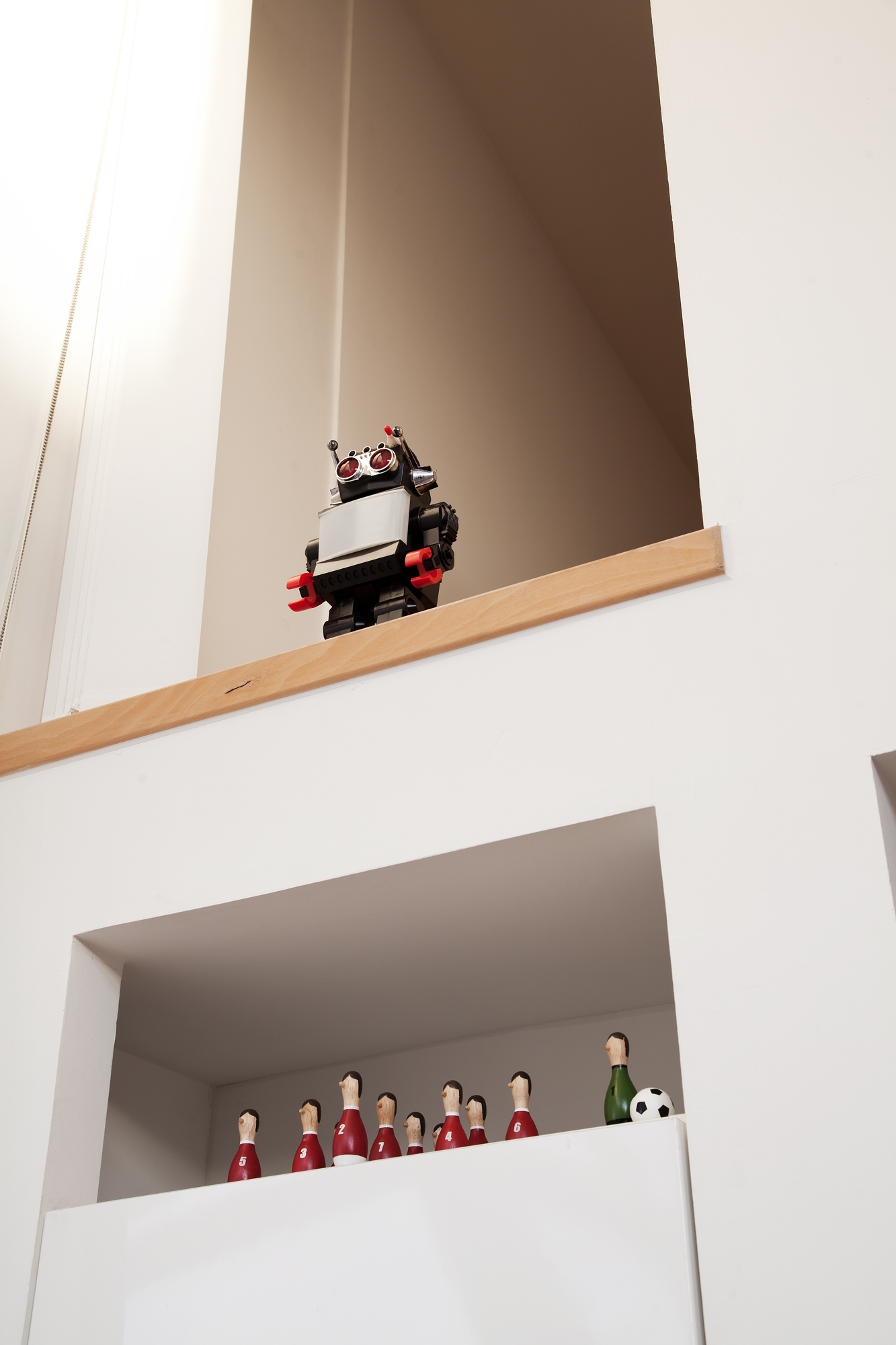Quirky Apartment design london