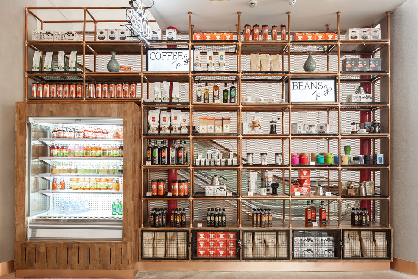 Artisan-coffee-restaurant-roastery-cafe-interior-design-urban-cool-china-copper