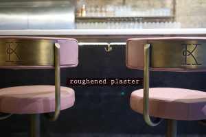 kricket-soho-london-bar-restaurant-bespoke-seating-design-bar-stools-interiors-caption