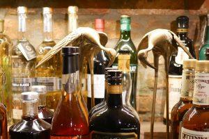 kricket-soho-london-bar-restaurant-design-interiors-bottles-cocktails-detailing