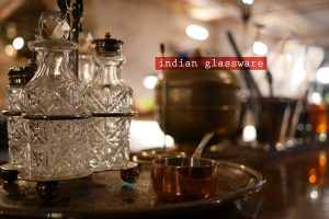 kricket-soho-london-bar-restaurant-design-interiors-indian-glassware-caption