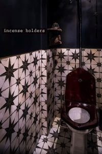 kricket-soho-london-bar-restaurant-design-interiors-toilet-bespoke-caption