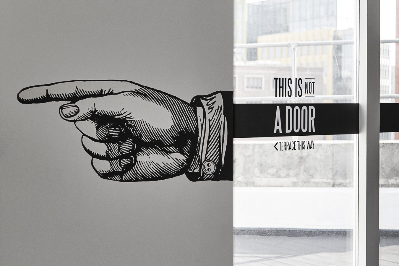 Good_Stuff_389 window arm_cool_workspace_office_design_interiors_graphic_london_decal_terrace_door