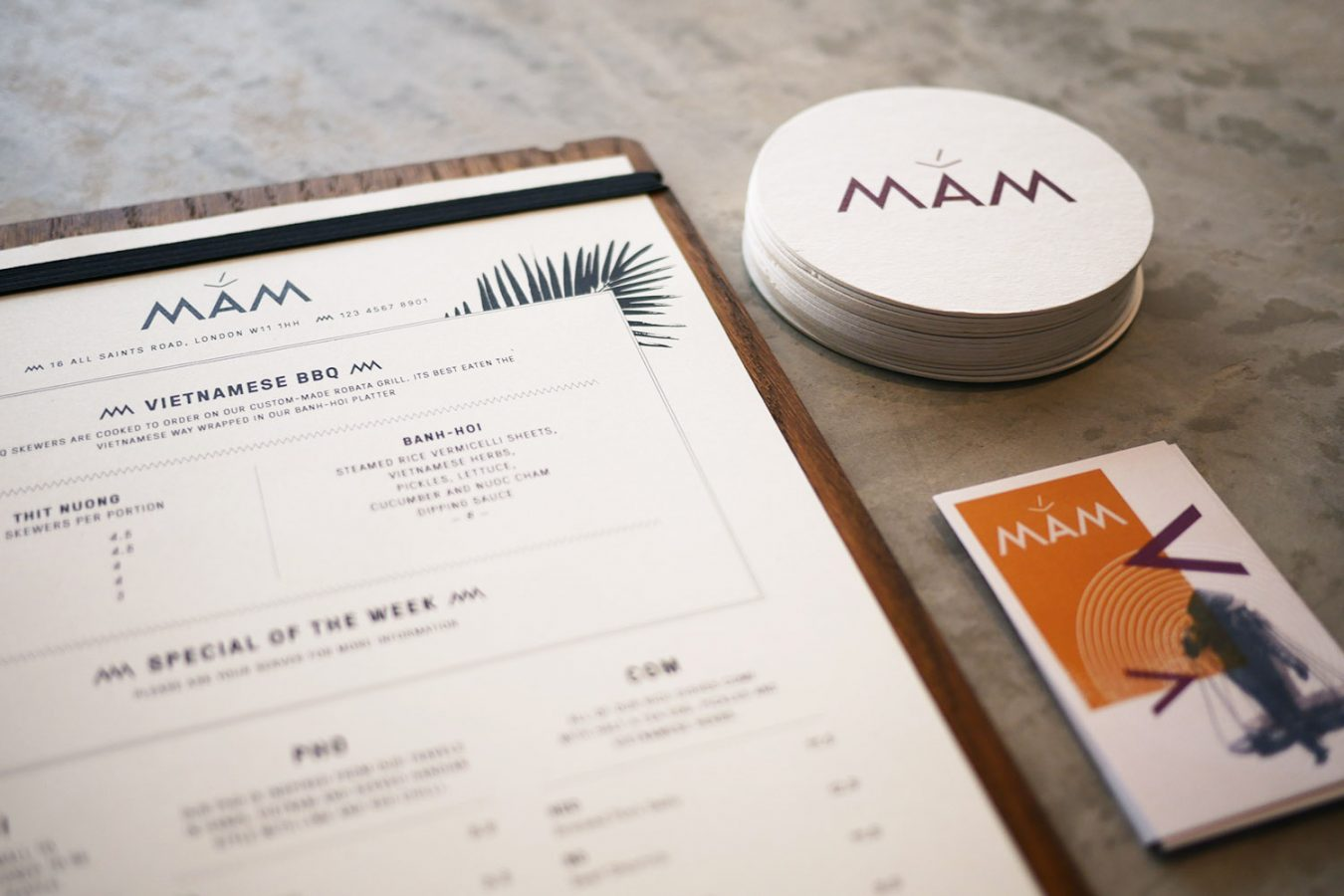 Mam_Restaurant_bar_Design_details_interior_branding_menu_coaster_logo_graphics_business_card_identity